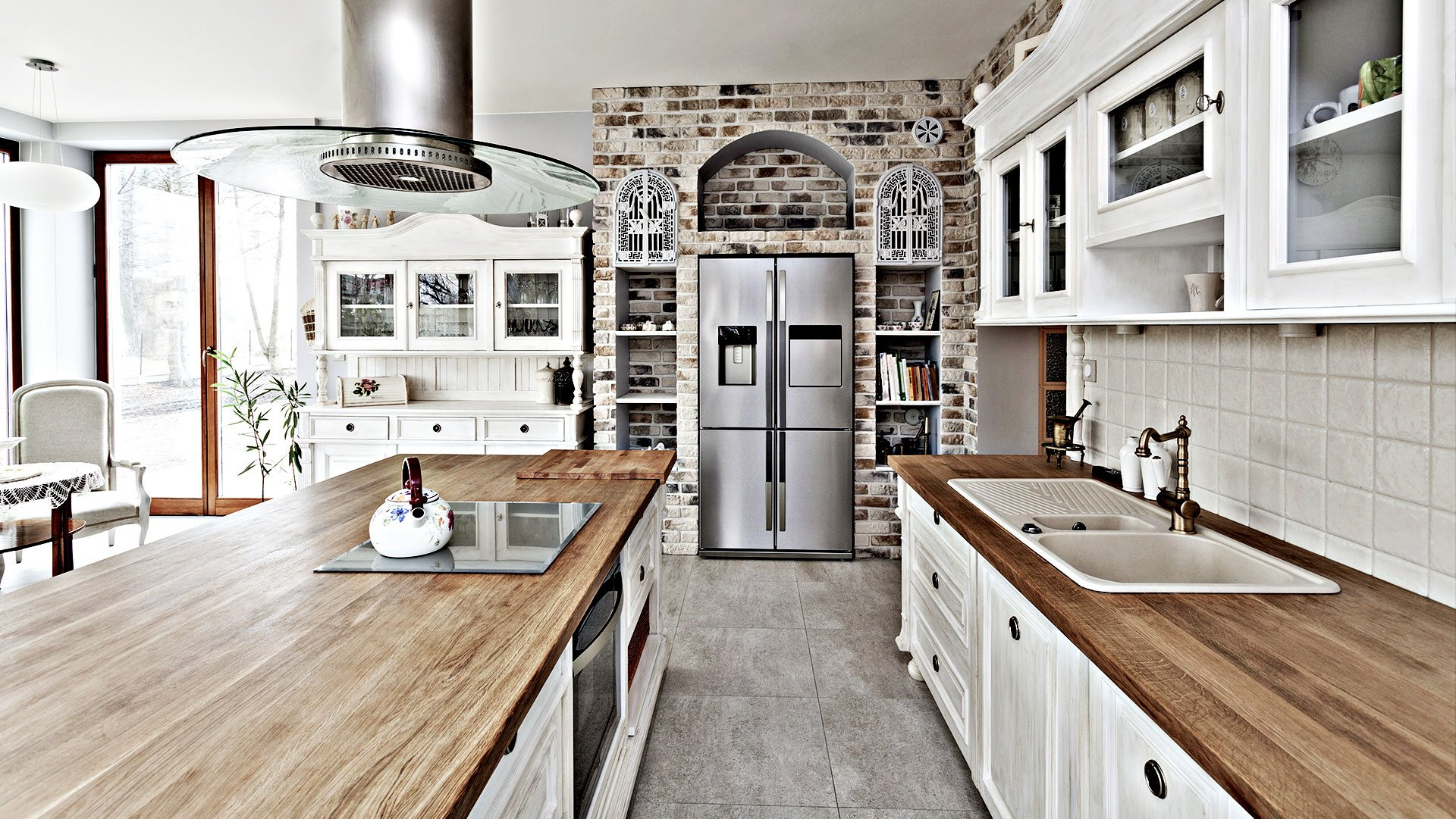 Epic Home Improvements Inc. Remodeled Kitchen 1